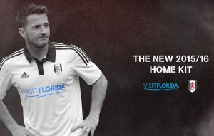 Adidas Maglia Fulham Home 2015-2016